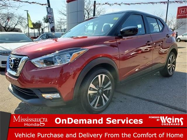 2019 Nissan Kicks SV (Stk: 329056A) in Mississauga - Image 1 of 20