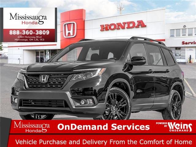 2021 Honda Passport Sport (Stk: 329177) in Mississauga - Image 1 of 23