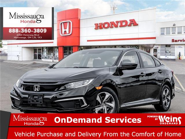 2021 Honda Civic LX (Stk: 329199) in Mississauga - Image 1 of 23