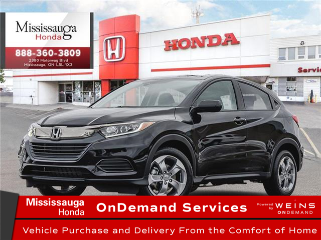 2021 Honda HR-V LX (Stk: 329190) in Mississauga - Image 1 of 23