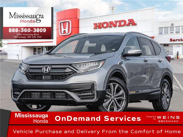 2021 Honda CR-V Touring (Stk: 329185) in Mississauga - Image 1 of 23