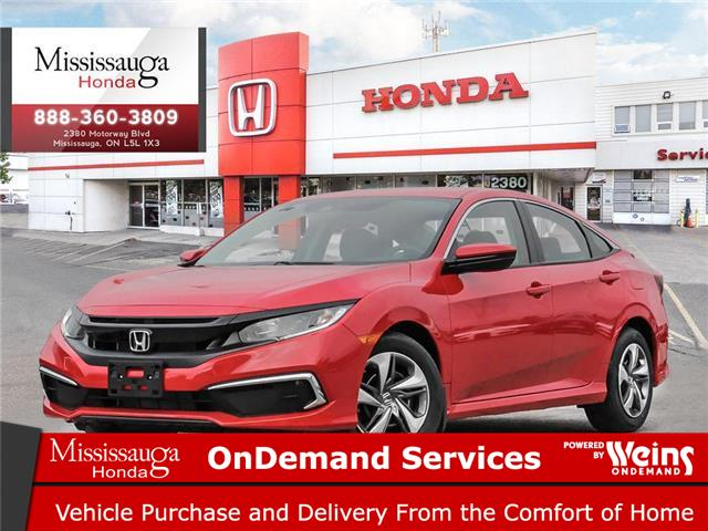 2021 Honda Civic LX (Stk: 329201) in Mississauga - Image 1 of 23
