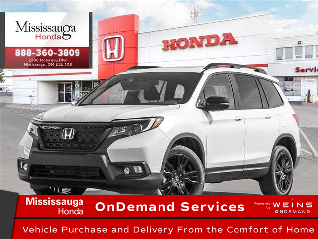 2021 Honda Passport Sport (Stk: 329192) in Mississauga - Image 1 of 23