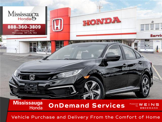 2021 Honda Civic LX (Stk: 329210) in Mississauga - Image 1 of 23