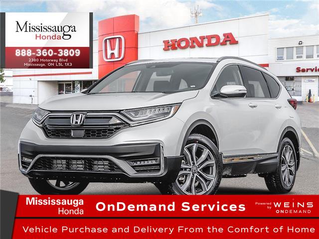 2021 Honda CR-V Touring (Stk: 329227) in Mississauga - Image 1 of 23