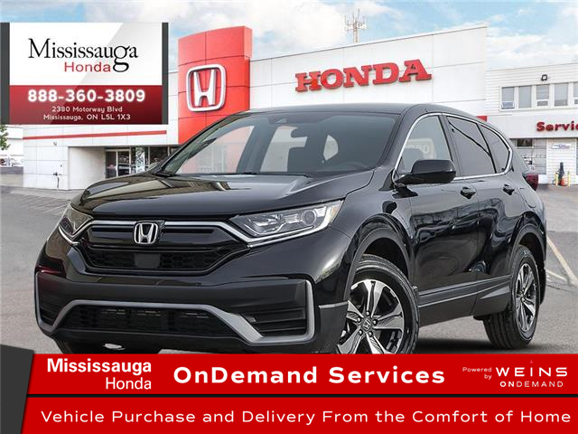 2021 Honda CR-V LX (Stk: 329241) in Mississauga - Image 1 of 23