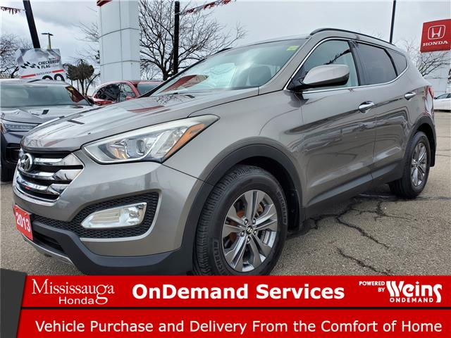 2013 Hyundai Santa Fe Sport 2.4 Luxury (Stk: WC0071) in Mississauga - Image 1 of 19