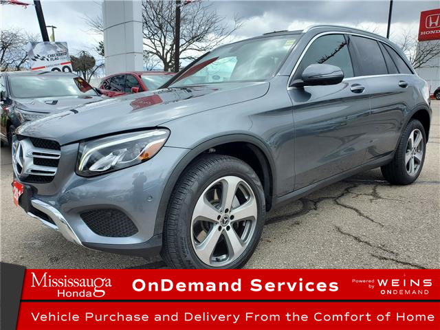 2019 Mercedes-Benz GLC 300 Base (Stk: CP0393) in Mississauga - Image 1 of 23