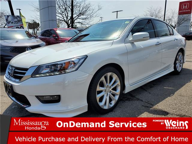 2014 Honda Accord Touring (Stk: 329063A) in Mississauga - Image 1 of 26