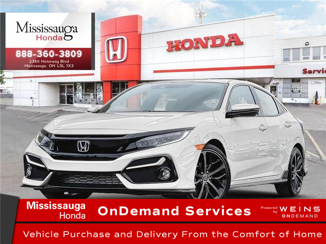 2021 Honda Civic Sport Touring (Stk: 329265) in Mississauga - Image 1 of 23