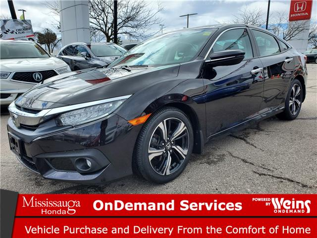 2017 Honda Civic Touring (Stk: 329065A) in Mississauga - Image 1 of 26