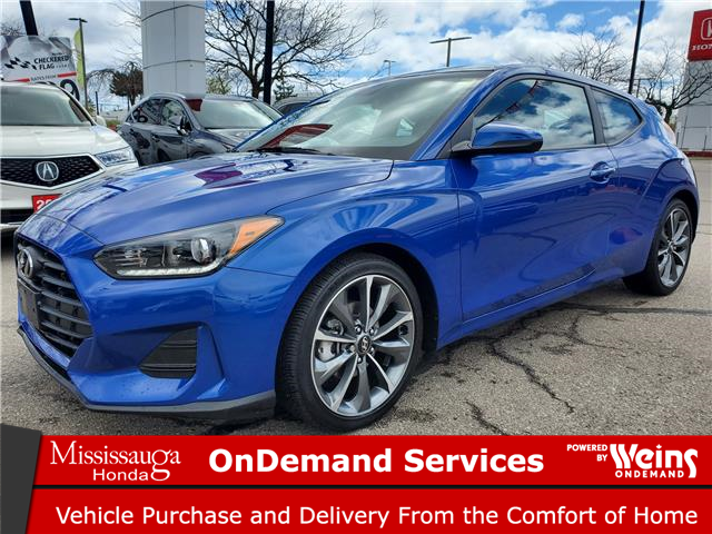 2020 Hyundai Veloster Luxury (Stk: CP0401) in Mississauga - Image 1 of 22