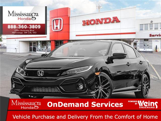 2021 Honda Civic Sport Touring (Stk: 329268) in Mississauga - Image 1 of 23