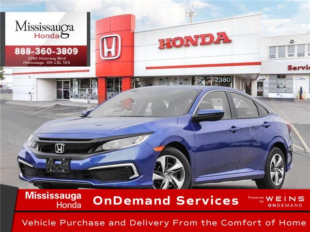 2021 Honda Civic LX (Stk: 329276) in Mississauga - Image 1 of 23
