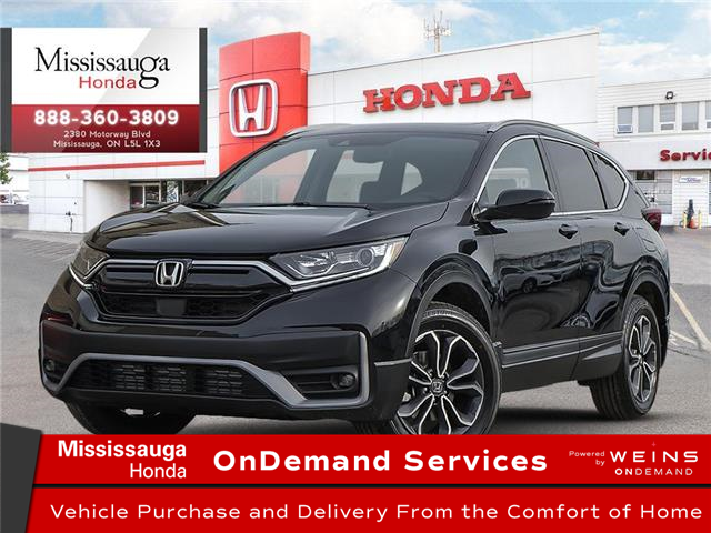 2021 Honda CR-V EX-L (Stk: 329274) in Mississauga - Image 1 of 23