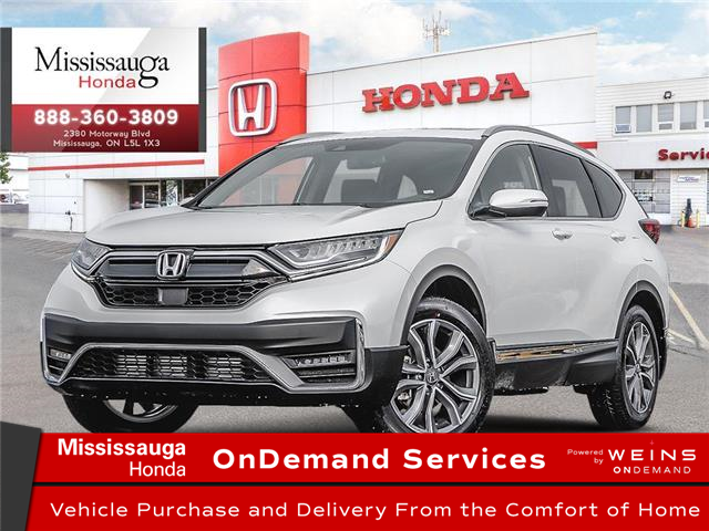 2021 Honda CR-V Touring (Stk: 329284) in Mississauga - Image 1 of 23