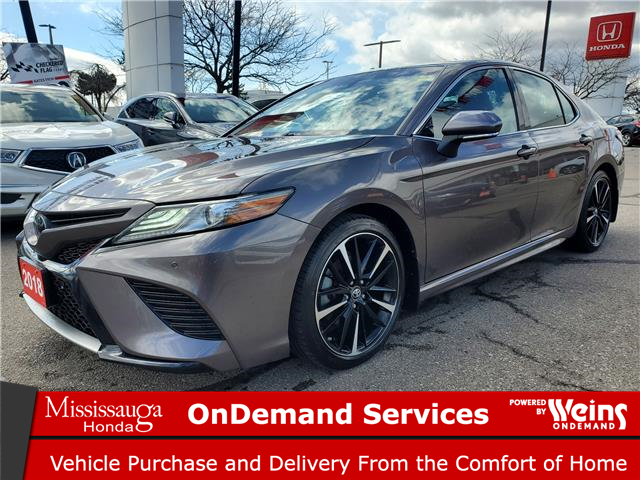 2018 Toyota Camry XSE (Stk: CP0408) in Mississauga - Image 1 of 22