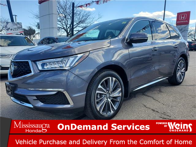 2019 Acura MDX Tech (Stk: HC2906) in Mississauga - Image 1 of 25