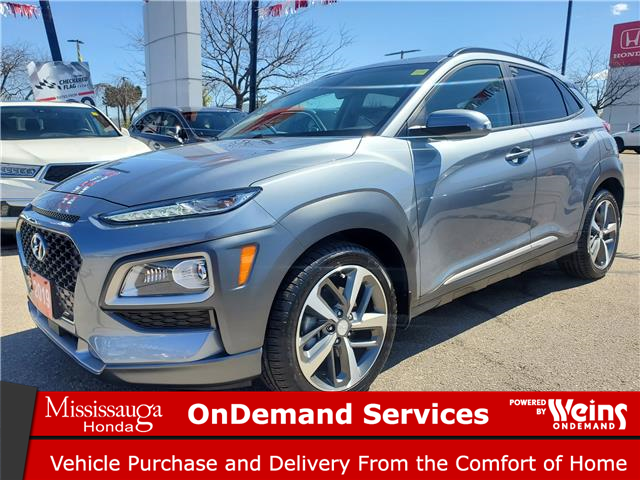 2019 Hyundai Kona 1.6T Ultimate (Stk: CP0406) in Mississauga - Image 1 of 22