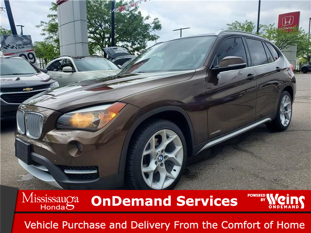2014 BMW X1 xDrive28i (Stk: HC2895A) in Mississauga - Image 1 of 24