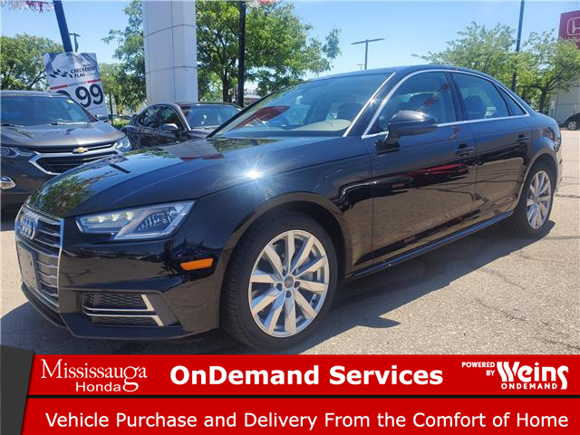 2018 Audi A4 2.0T Komfort (Stk: CP0426A) in Mississauga - Image 1 of 20