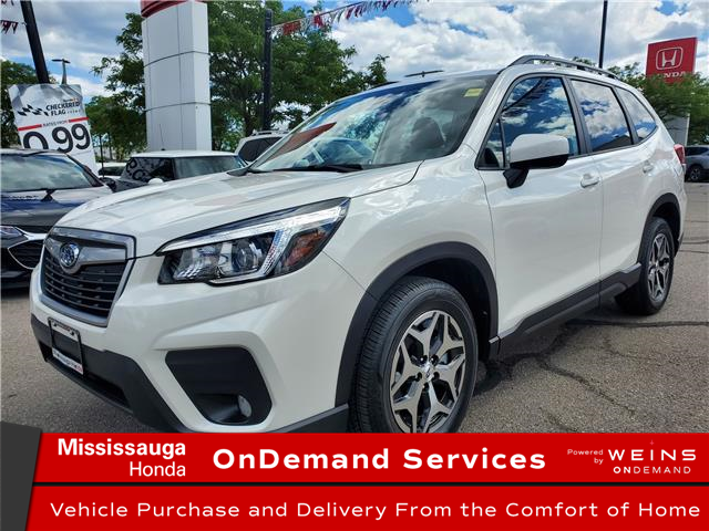 2019 Subaru Forester 2.5i (Stk: CP0427) in Mississauga - Image 1 of 21