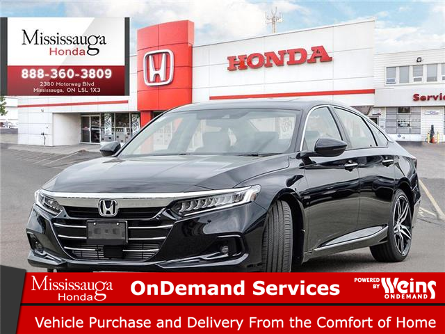 2021 Honda Accord Touring 2.0T (Stk: 329458) in Mississauga - Image 1 of 23