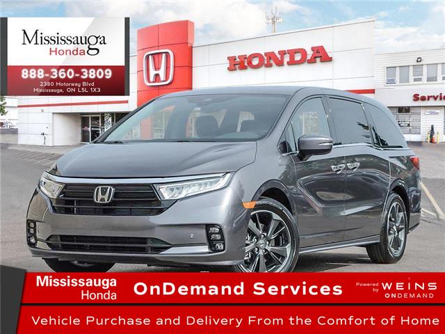 2022 Honda Odyssey Touring (Stk: 329512) in Mississauga - Image 1 of 17