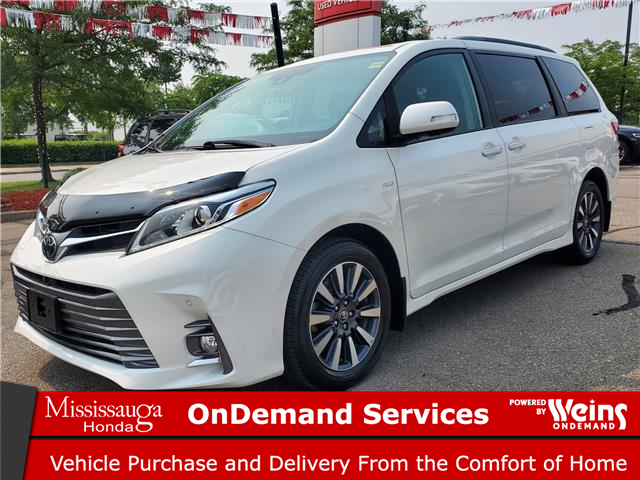 2019 Toyota Sienna XLE 7-Passenger (Stk: 329505A) in Mississauga - Image 1 of 26