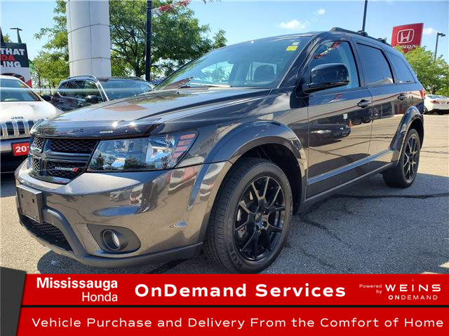 2016 Dodge Journey SXT/Limited (Stk: 329447A) in Mississauga - Image 1 of 19