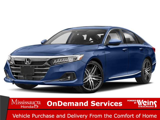 2021 Honda Accord Touring 2.0T (Stk: 328886) in Mississauga - Image 1 of 9