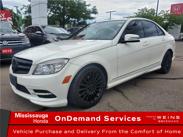 2011 Mercedes-Benz C-Class Base (Stk: 329188A) in Mississauga - Image 1 of 19