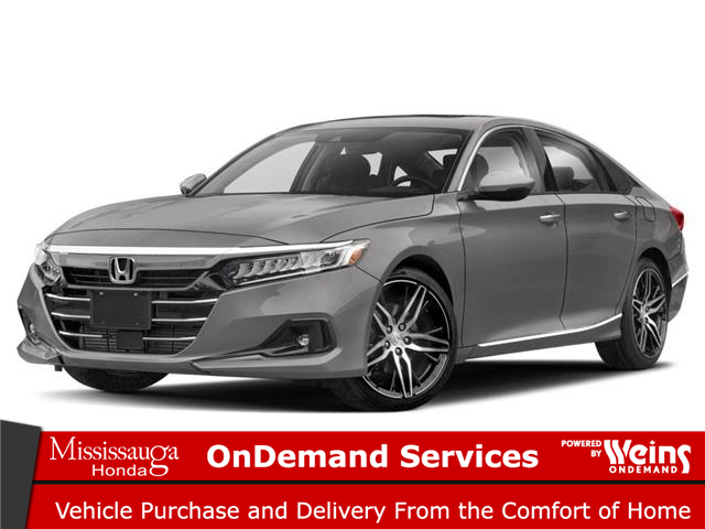 2021 Honda Accord Touring 2.0T (Stk: 2210047) in Mississauga - Image 1 of 9