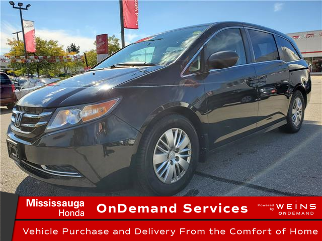 2014 Honda Odyssey LX (Stk: 329661AA) in Mississauga - Image 1 of 20