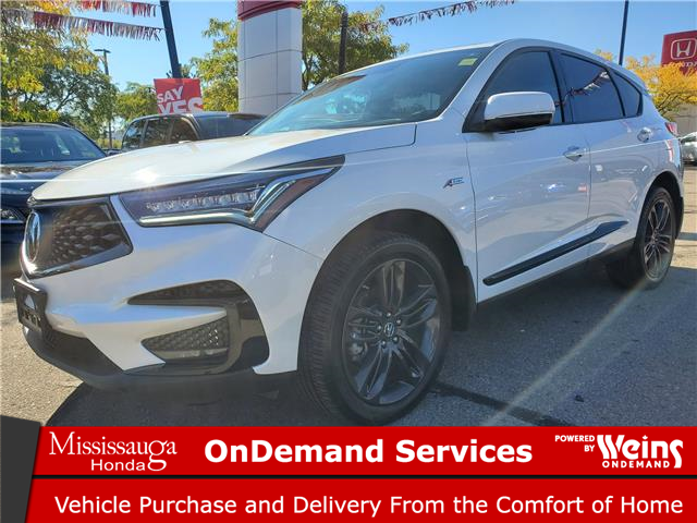 2020 Acura RDX A-Spec (Stk: 22U1076) in Mississauga - Image 1 of 23