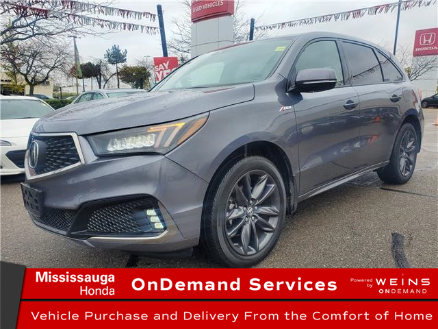 2020 Acura MDX A-Spec (Stk: 22U1145) in Mississauga - Image 1 of 25