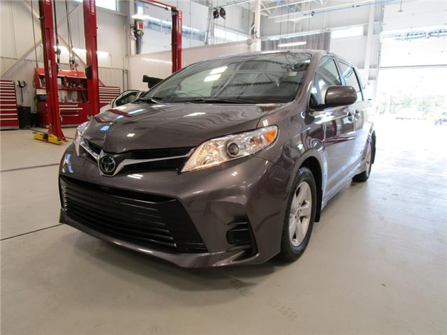 2020 Toyota Sienna LE 8-Passenger (Stk: 209177) in Moose Jaw - Image 1 of 36