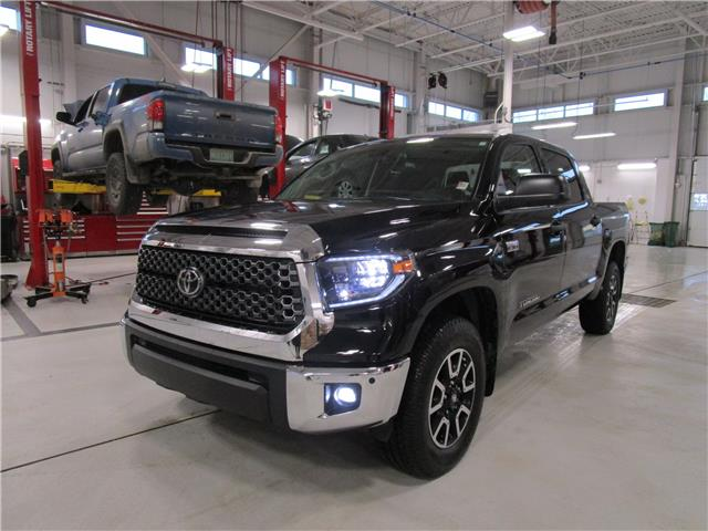 2021 Toyota Tundra SR5 (Stk: 219033) in Moose Jaw - Image 1 of 31
