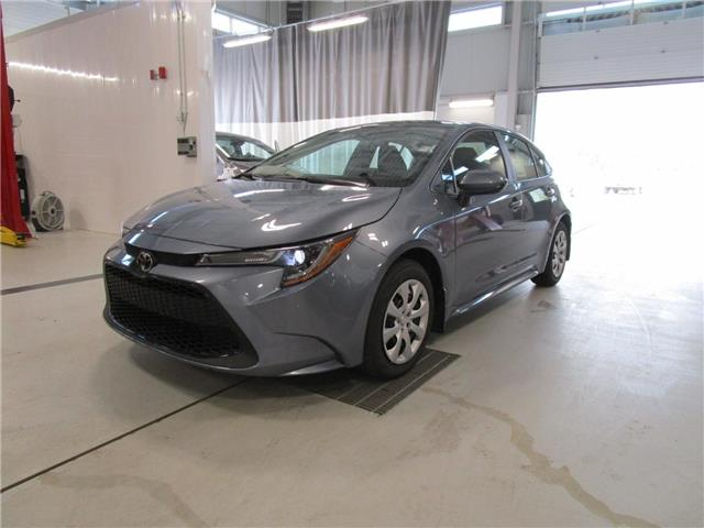 2020 Toyota Corolla LE (Stk: 208071) in Moose Jaw - Image 1 of 28