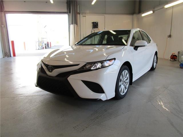 2020 Toyota Camry SE (Stk: 208080) in Moose Jaw - Image 1 of 40