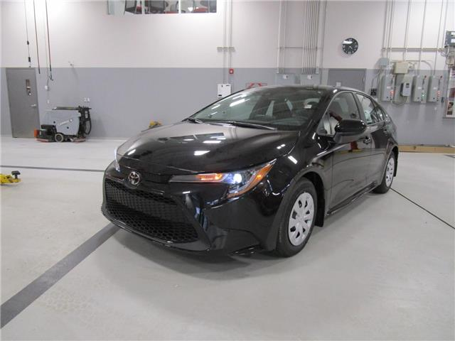 2021 Toyota Corolla LE (Stk: 218004) in Moose Jaw - Image 1 of 28