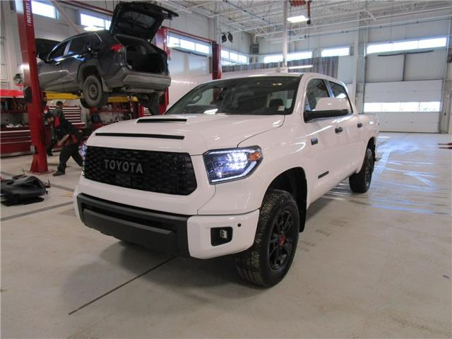 2021 Toyota Tundra SR5 (Stk: 219045) in Moose Jaw - Image 1 of 29