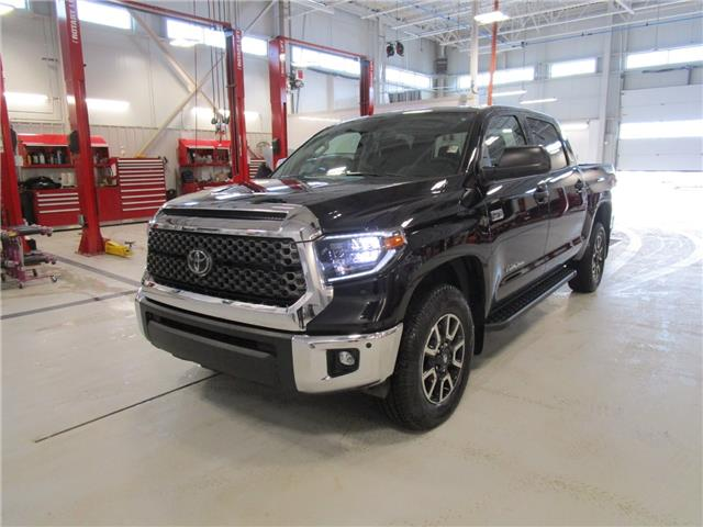2021 Toyota Tundra SR5 (Stk: 219057) in Moose Jaw - Image 1 of 26