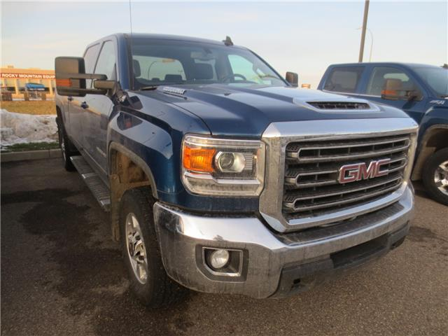 2019 GMC Sierra 2500HD SLE (Stk: 202150) in Lethbridge - Image 1 of 6