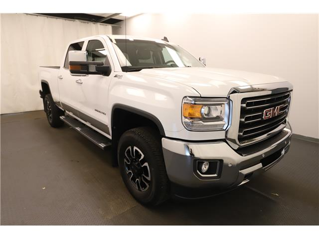 2017 GMC Sierra 2500HD SLT (Stk: 175590) in Lethbridge - Image 1 of 33
