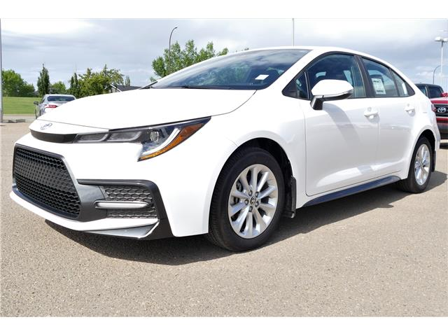 2020 Toyota Corolla SE (Stk: COL069) in Lloydminster - Image 1 of 17