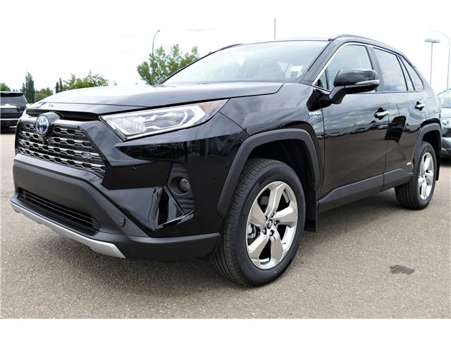 2020 Toyota RAV4 Hybrid Limited (Stk: RHL208) in Lloydminster - Image 1 of 11