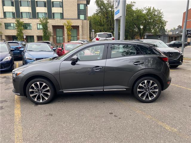2019 Mazda CX-3 GT (Stk: N3116) in Calgary - Image 1 of 7