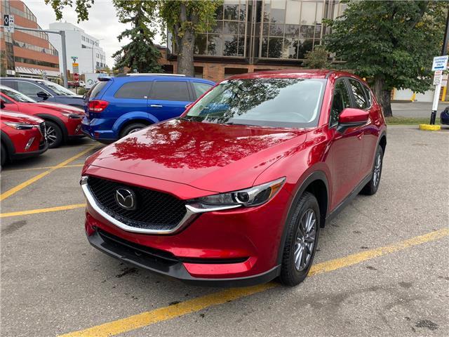 2019 Mazda CX-5 GS (Stk: N3127) in Calgary - Image 1 of 11