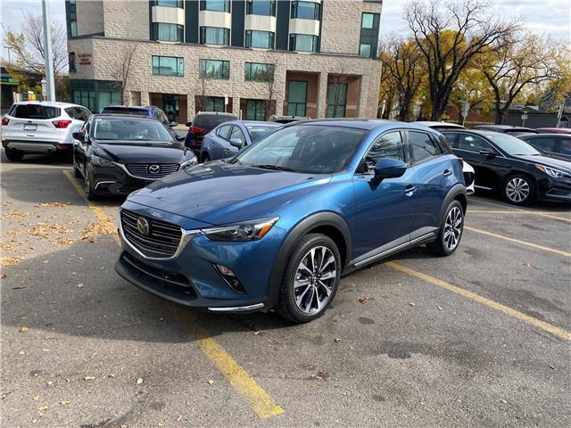 2019 Mazda CX-3 GT (Stk: N3115) in Calgary - Image 1 of 8
